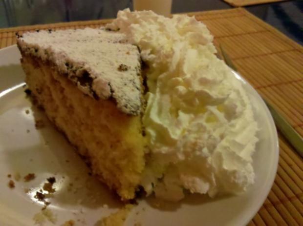 Kuchen: Kokos-Mandarinen-Kuchen - Rezept