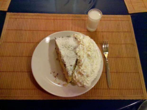 Kuchen: Kokos-Mandarinen-Kuchen - Rezept - Bild Nr. 10