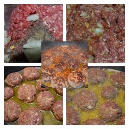Frikadellen mit Kartoffelsalat à la Biggi - Rezept - Bild Nr. 23