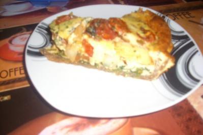 Rezept: Spargel - Torte