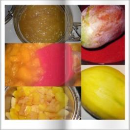 Biggi`s Dessert = spritziger Apfel Mangokompott - Rezept - Bild Nr. 27