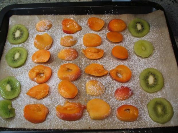 Vorrat: Frucht-Chips - Rezept - Bild Nr. 3