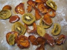 Vorrat: Frucht-Chips - Rezept