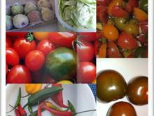 Wildtomatensalat ein bisschen süss und Spicy - Rezept - Bild Nr. 16