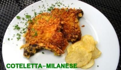 Cotoletta - Milanese - Rezept