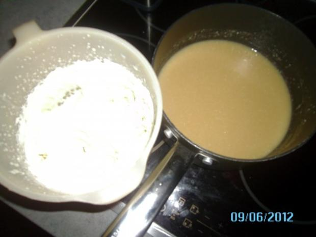 Rum-Kokos-Torte - Rezept - Bild Nr. 3