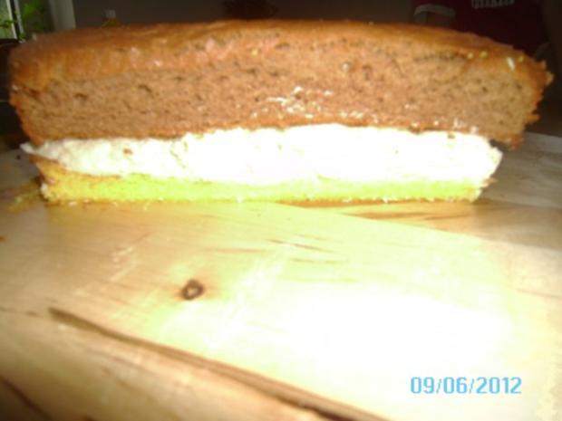 Rum-Kokos-Torte - Rezept - Bild Nr. 9