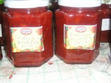 Erdbeer Konfitüre - Rezept