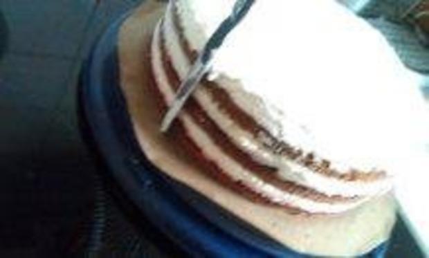 Mascarpone - Creme Torte leicht gemacht!!! Ohne Gelatine! - Rezept - Bild Nr. 6