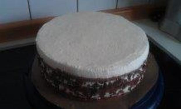 Mascarpone - Creme Torte leicht gemacht!!! Ohne Gelatine! - Rezept - Bild Nr. 8