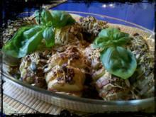 Kartoffeln: Fächerkartoffeln DELUX - Rezept