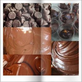"Schokoladen Ganache ""Grundrezept"" in 4 Varianten - Rezept - Bild Nr. 19"