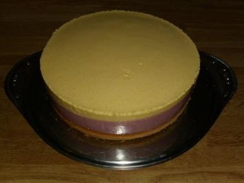 2 Schicht Torte - Rezept
