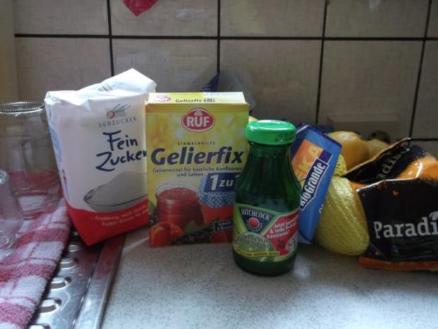 Zitronengelee - Rezept - Bild Nr. 2