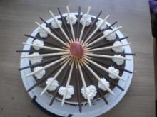 Mikado Torte - Rezept