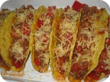 Spaghetti Tacos - Rezept