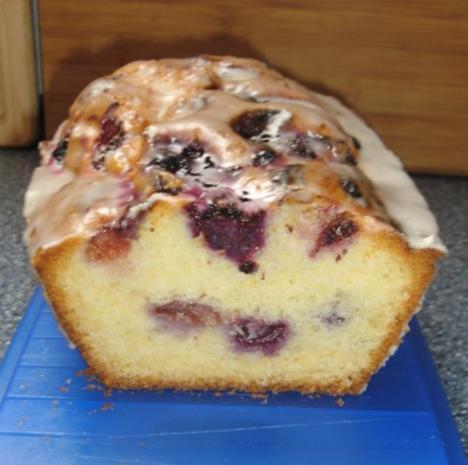 Waldbeeren-Joghurtkuchen - Rezept - Bild Nr. 4