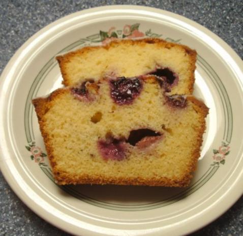 Waldbeeren-Joghurtkuchen - Rezept - Bild Nr. 5