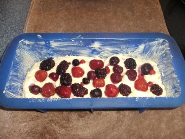 Waldbeeren-Joghurtkuchen - Rezept - Bild Nr. 2