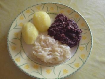 Tiegelwurst - Rezept