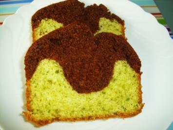 Rezept: Schoko-Pistazien Kuchen