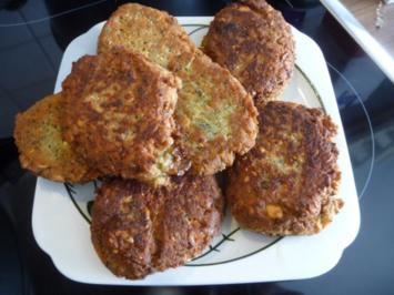Fleischlos : Falafel - Rezept