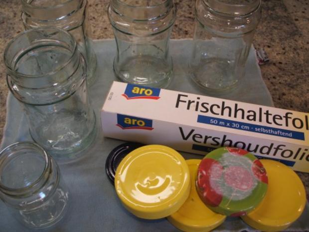 Vorrat: Klassisches Johannisbeergelee - Rezept - Bild Nr. 7