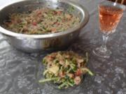 deftiger salat - Rezept