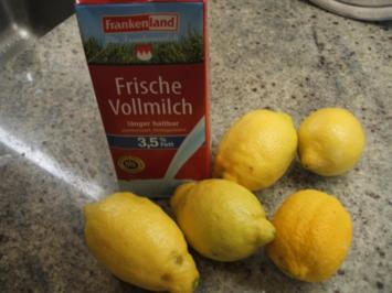 Käse – Manfred's hausgemachter Frischkäse - Rezept