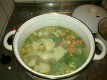 Blumenkohlsuppe für Feinschmecker - Rezept