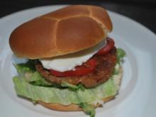 Hackfleisch-Patty-Variationen für Burger - Rezept
