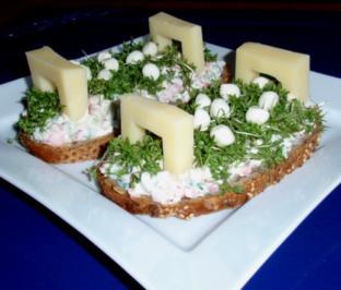 EM-Frühstück 2012 - Rezept