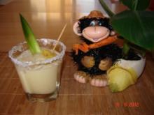 Smoothies & Co. : Pina-Colada mit Kokosmilch - Rezept