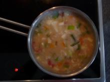 Champignon-Zucchini-Taschen - Rezept