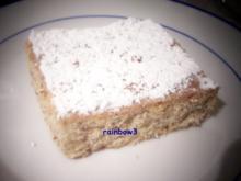 Backen: Spanischer Mini-Mandelkuchen - Rezept