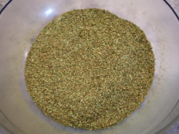Gewürzmischungen: Kräuter trocknen - Rezept - Bild Nr. 5