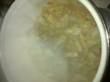 Deftige Kohlsuppe - Rezept