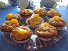 Mandarinen - Streusel - Muffins - Rezept