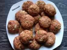 Fleischküchle - Fleischpflanzerl - Fleischküchlein - Rezept