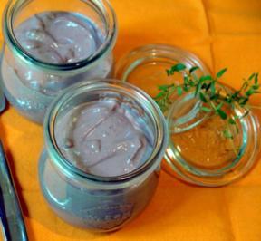 Geflügelleber-Mousse - Rezept