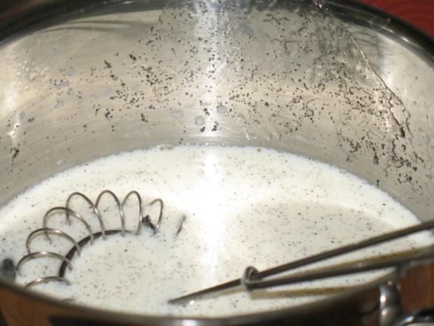 Dessert/Creme - Vanillepudding - selbst gemacht - Rezept - Bild Nr. 4