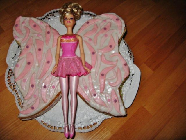 Barbie Mariposa Torte Rezept Mit Bild Kochbar De