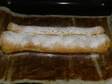 Grießbrei Strudel - Rezept