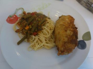 """Hähnchenbrustfilet """"Italien Style"""" - Rezept"""