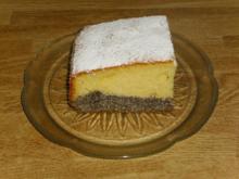 Zweierlei Kuchen - Rezept