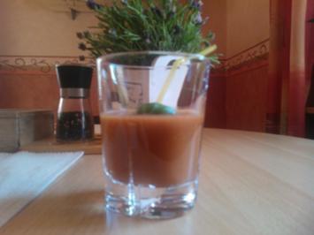 Gazpacho Royal - Rezept
