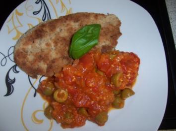 Rezept: Italienisches Schnitzel