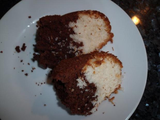 schoko kokos kuchen rezept mit bild. Black Bedroom Furniture Sets. Home Design Ideas
