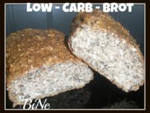 BiNe` S LOW - CARB - BROT - Rezept - Bild Nr. 2
