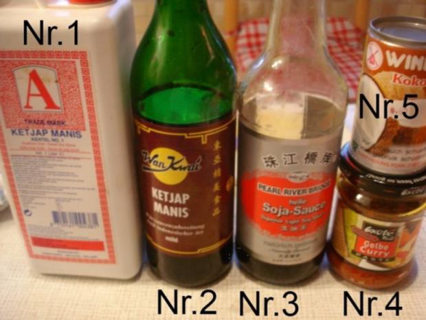 Exotisches Hähnchenbrustfilet mit Nudeln - Rezept - Bild Nr. 3